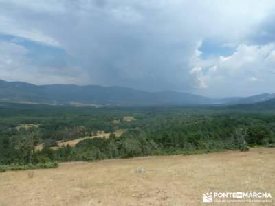 Valle del Lozoya - Camino de la Angostura;ruta laguna grande gredos el senderista